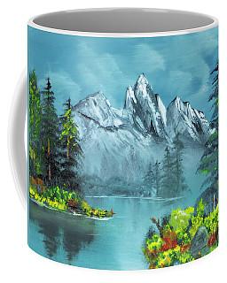 Mountain Retreat Coffee Mug