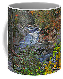 Coffee Mug featuring the photograph Mountain Splendor by HH Photography of Florida