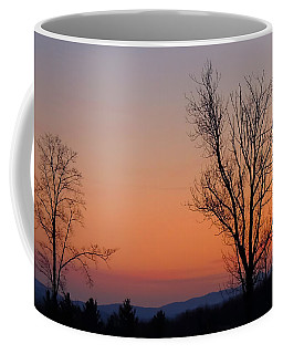 Mountain Sunset 1 Coffee Mug