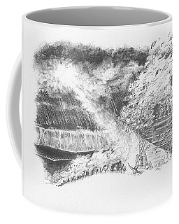 Mountain Top Coffee Mug by Scott and Dixie Wiley