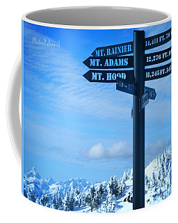 Mountains Everywhere Coffee Mug