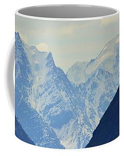 Mountains Near Matanuska Glacier Coffee Mug