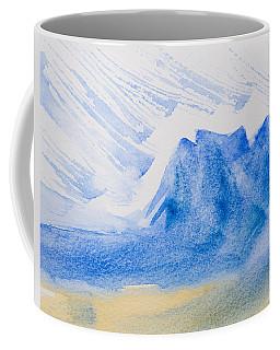 Mountains Tasmania Coffee Mug