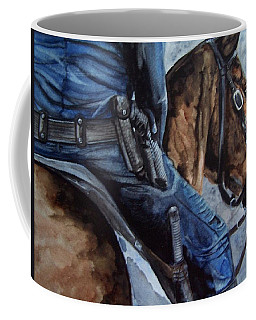 Mounted Patrol Coffee Mug