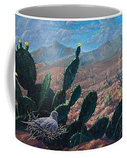 Mourning Dove Desert Sands Coffee Mug