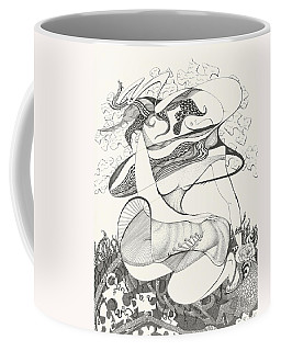Mournings Past Coffee Mug by Melinda Dare Benfield