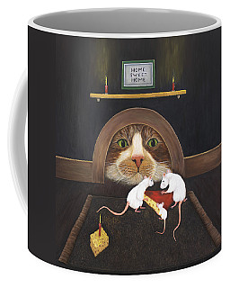 Mouse House Coffee Mug