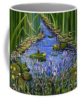 Mouse Pad Coffee Mug by Jennifer Lake