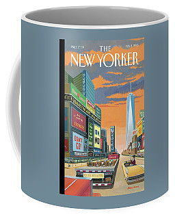 Moving Day Coffee Mug