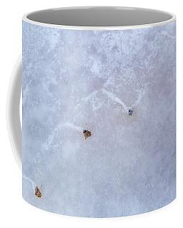 Moving Through Ice Coffee Mug