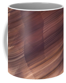 Moving Through Light Coffee Mug