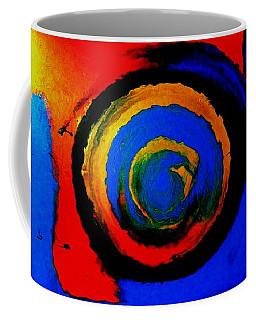 Moving Towards The Light Coffee Mug