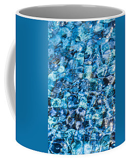 Coffee Mug featuring the photograph Moving Water 2 by Leigh Anne Meeks
