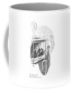 Mr. Bradley Coffee Mug