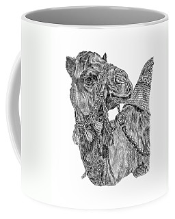 Mr Camel Coffee Mug