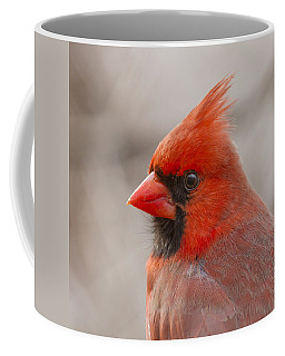Mr Cardinal Portrait Coffee Mug