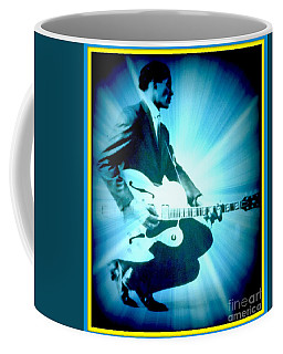 Mr Chuck Berry Blueberry Hill Style Edited 2 Coffee Mug