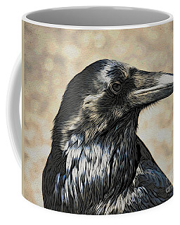 Mr. Raven Coffee Mug