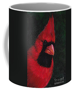 Mr Red Cardinal Coffee Mug