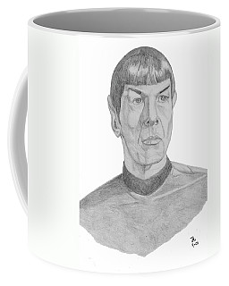 Mr. Spock Coffee Mug
