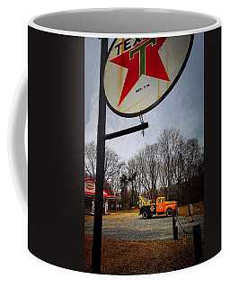 Mr. Towed's Magical Ride Coffee Mug