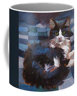 Mr. Tuxedo Coffee Mug