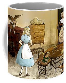 Mrs. Gage's Kitchen Coffee Mug