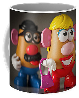 Mrs. Potato Head Coffee Mug