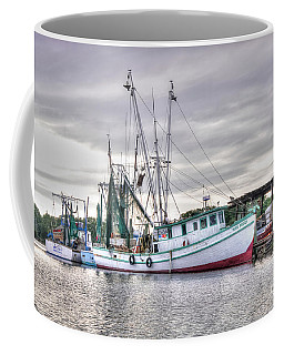 Mrs Pudgy Shrimp Docks Coffee Mug