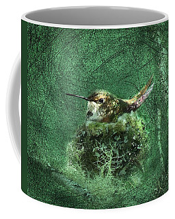 Mrs. Rufous Coffee Mug
