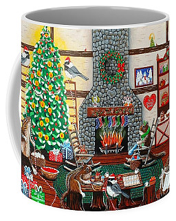 Ms. Elizabeth's Holiday Home Coffee Mug