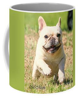 Ms. Quiggly's Olympic Run Coffee Mug