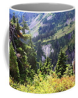 Mt. Baker Washington Coffee Mug