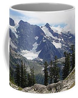 Mt Baker Washington View Coffee Mug by Tom Janca