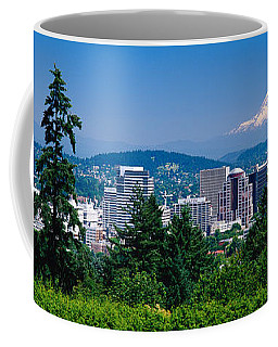 Mt Hood Portland Oregon Usa Coffee Mug