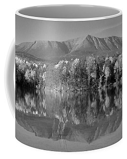 Mt Katahdin Baxter State Park Fall Coffee Mug