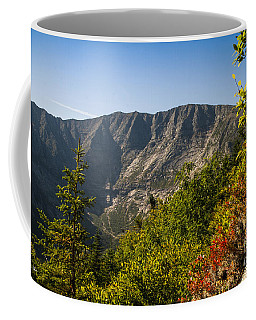 Mt. Katahdin From Hamlin Ridge Coffee Mug