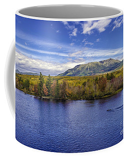 Mt Katahdin Hdr Coffee Mug