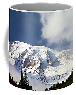 Mt Rainier II Coffee Mug