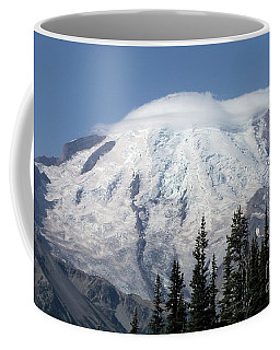 Mt. Rainier In August 2 Coffee Mug