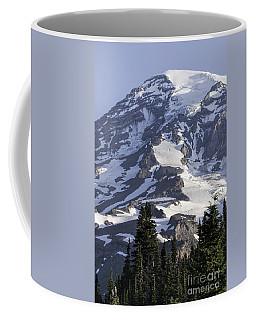 Mt Rainier Portrait Coffee Mug