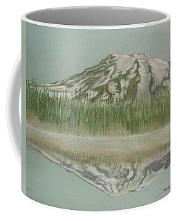 Mt Rainier Coffee Mug