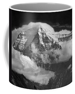102496-mt. Robson Wreathed In Clouds Coffee Mug