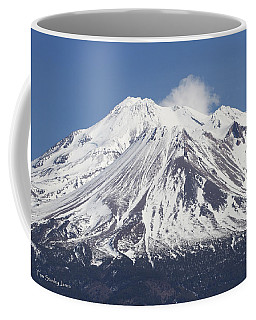 Mt Shasta California Coffee Mug