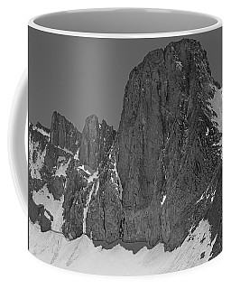 406427-mt. Sill, Bw Coffee Mug