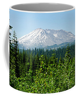 Mt. St. Hellens Coffee Mug