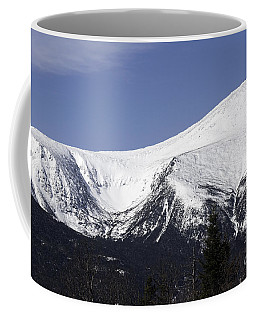 Mt Washington And Tuckerman's Ravine Coffee Mug