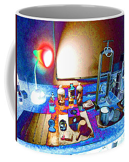 Mud Engineer Coffee Mug by Lanita Williams