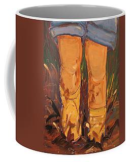 Mud Puddle Fun Coffee Mug