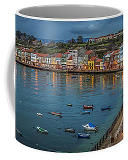 Mugardos Panorama Galicia Spain Coffee Mug by Pablo Avanzini